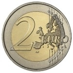 2 Euro (250th anniversary of the Botanical Garden of Ajuda)